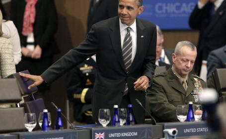 Scandalul CIA. Barack Obama a suspendat nominalizarea generalului John Allen la conducerea NATO