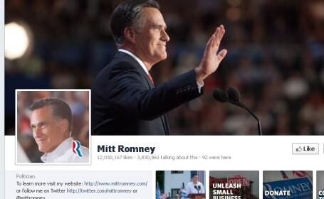 Mitt Romney Facebook