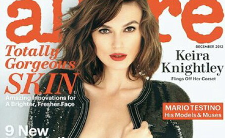 Keira Knightley pe coperta revistei Allure, gafa Photoshop