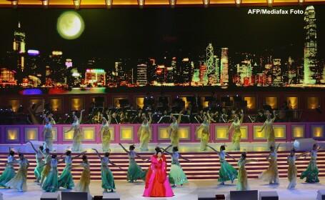 Frumoasa Peng Liyuan, cantareata si GENERAL de armata a Chinei, va fi Prima Doamna a tarii. VIDEO