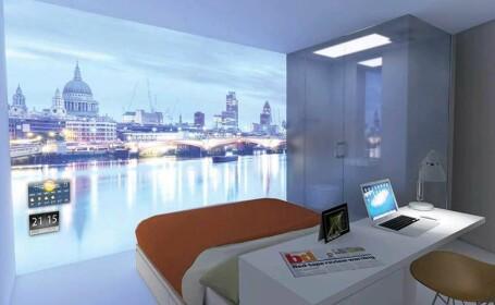 Cum arata hotelurile low-cost ale viitorului. GALERIE FOTO