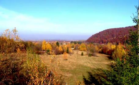 Excursie in Tara Fagarasului: un amfiteatru marginit de munti, in inima tarii. VIDEO