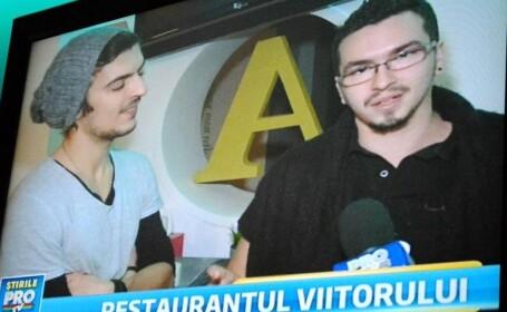Bogdan Alexandrescu, Alex Petricean