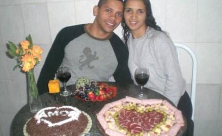 Fabio Jefferson Maciel si Geise Guimaraes