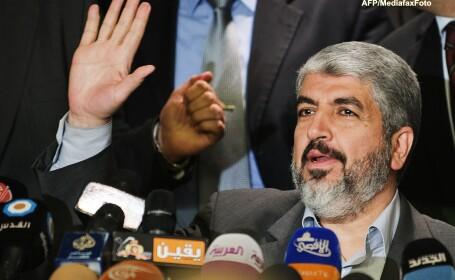 Liderul in exil al Hamas exclude orice \
