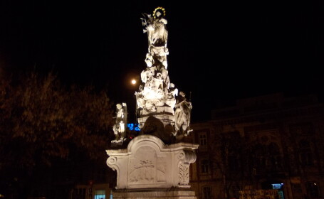 Monumentul Sfantului Nepomuk