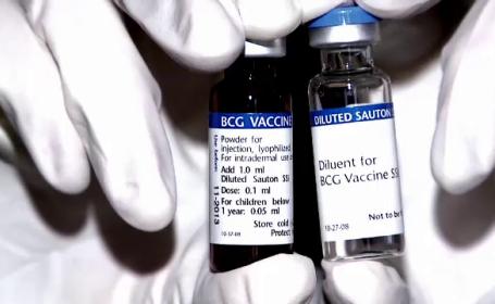 vaccin antituberculoza