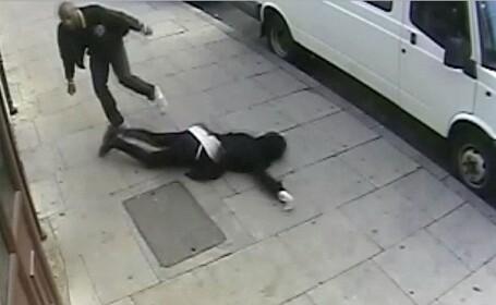 Cum explica un individ un gest care a oripilat mapamondul, lovind din senin o tanara pe strada.VIDEO