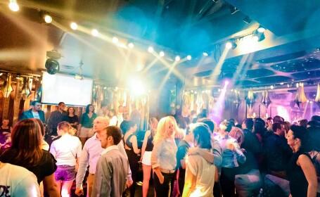 in club, timisoara