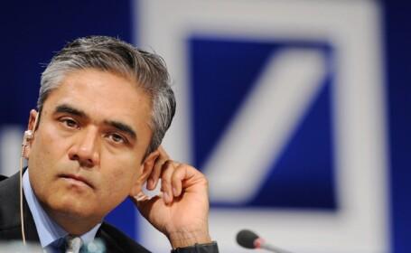 Anshu Jain, Deutsche Bank