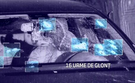 Filmul atacului mafiot din Capitala. Pistele anchetei: razbunare amoroasa sau afacere cu final prost