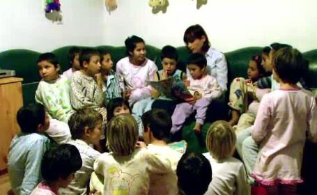 Romania e a ta! Dumbrava minunata, locul unde copiii pierduti de stat sunt salvati de oameni mari