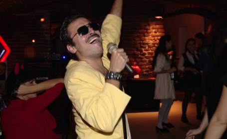 Freddie Mercury, Halloween