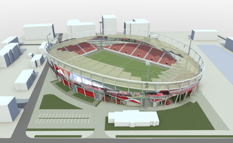 modernizare stadion UTA