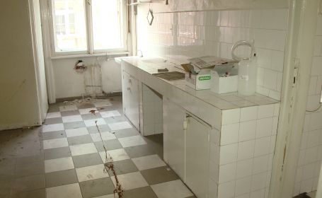 Vladimir Carpaci si-a intrat in drepturi.O sectie a Spitalului de Copii Timisoara a fost evacuata