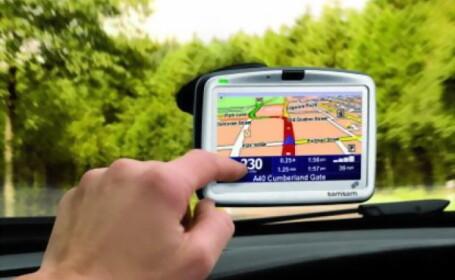 navigatie in masina