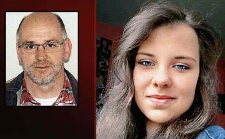Mama unei adolescente isi cauta fiica cu Interpolul. Barbatul cu care a fugit i-ar putea fi tata