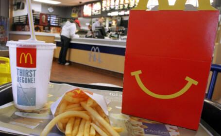 Reactia unei femei dupa ce iubitul a refuzat sa o duca la McDonald's