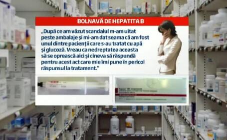 Cum este posibil ca injectiile cu interferon fals sa ajunga in farmacii. Declaratiile bolnavilor