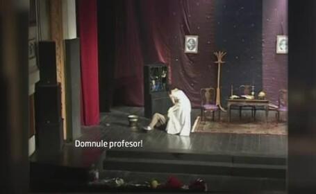 actor, Pitesti