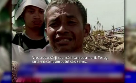 Dezastrul lasat in urma de taifunul Haiyan: peste 2 milioane de sinistrati in Filipine