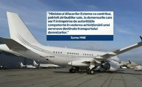 avion presedinte