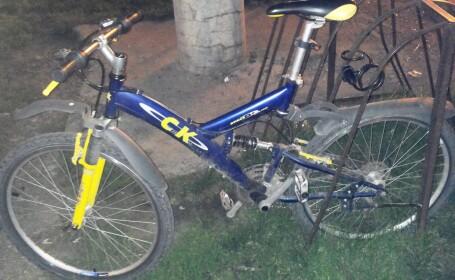 bicicleta furata, recuperata