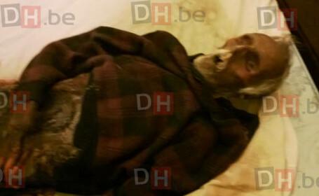 O femeie din Belgia a dormit timp de un an alaturi de cadavrul sotului ei