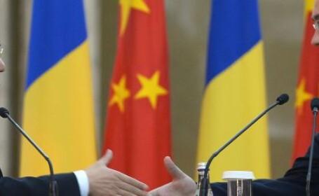 Li Keqiang, Victor Ponta