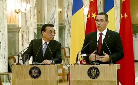 Ponta premier chinez