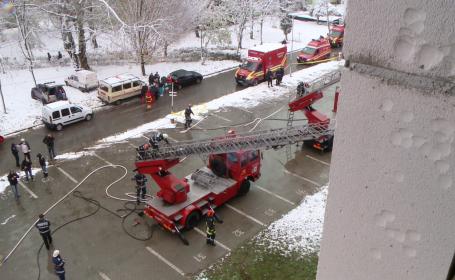 masini de pompieri