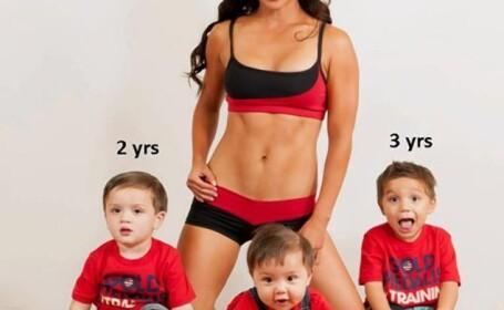 femeie fitness facebook - 3