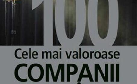Ziarul Financiar: Cele mai valoroase 100 de companii din Romania. Cine este in Top 10