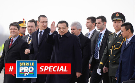 Li Keqiang in Romania #special - 1
