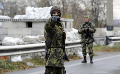 Kievul ameninta ca NU mai livreaza gaze in Donbas. Duminica au loc alegerile denuntate de Ucraina