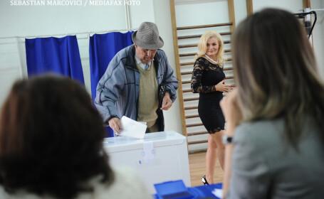 alegeri prezidentiale vot la Sibiu 2014