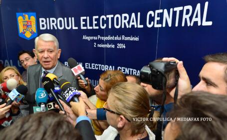 depunere candidatura Teodor Melescanu la BEC