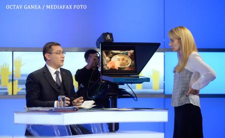 dezbatere Ponta Iohannis culise
