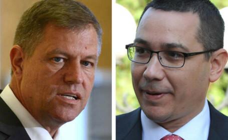 Victor Ponta: Sper ca Iohannis va avea succes cu dosarul Schengen, vorbeste limba care trebuie