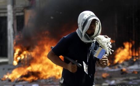 Proteste Mexic - 4