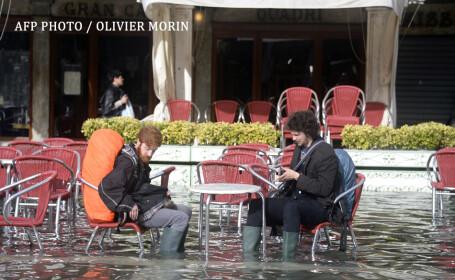 inundatii in nordul Italiei noiembrie 2014