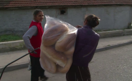 Nevoiasilor din Deva le-a trecut foamea cand au auzit de munca in folosul comunitatii. Cati din ei au pus mana pe lopata