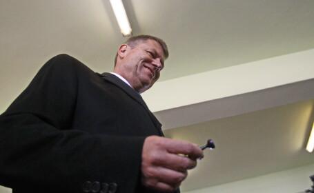 Klaus Iohannis, vot turul II