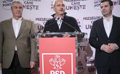 Deputat PSD cere demisia lui Dragnea: Dupa ce a pierdut campania cu Geoana, l-a injunghiat pe Ponta