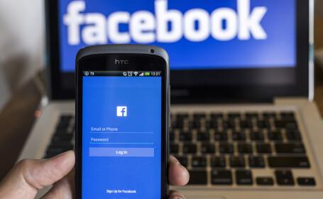 Facebook, telefon