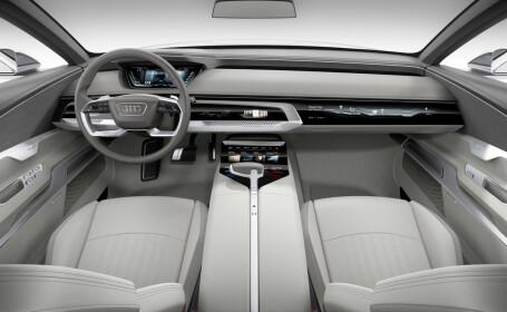 A 9-a minune Audi. Probabil cea mai spectaculoasa masina construita vreodata. GALERIE FOTO