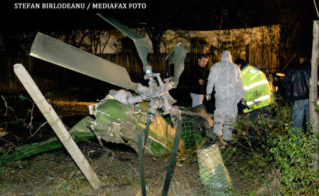 accident elicopter IAR-330 2007