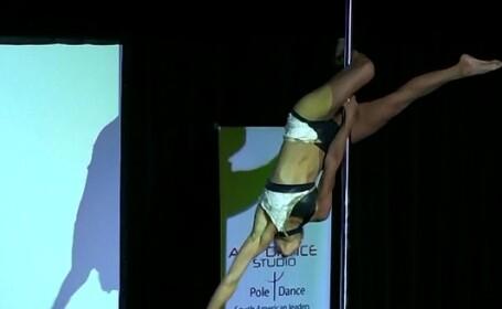 Cele mai talentate dansatoare la bara s-au intrecut la Buenos Aires. Cine a castigat titlul