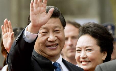 Peng Liyuan, Xi Jinping