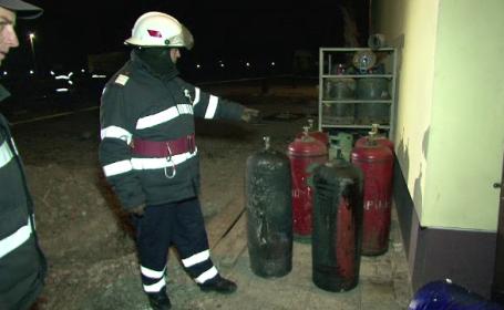 explozie restaurant Campulung Moldovenesc